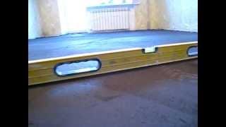 ремонт стяжки под монтаж ламината(, 2012-03-12T17:13:53.000Z)