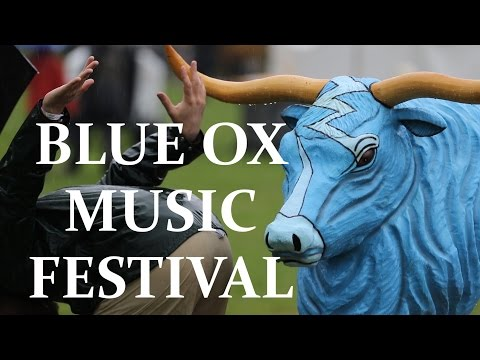 Charlie Parr Live at the Blue Ox Music Festival