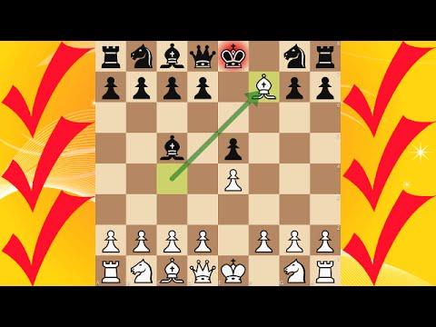 Three-check Speed Chess Tournament [203]