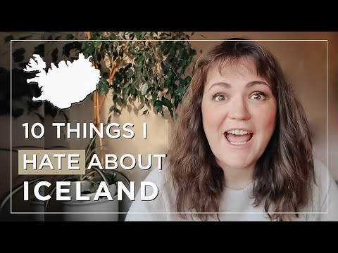 10 BAD Things About Living In Reykjavik, Iceland From A British Point OF View