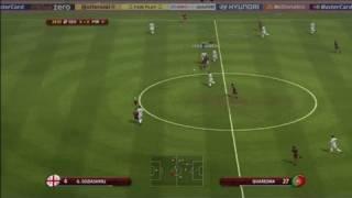 UEFA Euro 2008 Xbox 360 Gameplay - Offsides