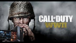 PLAYING COD: WORLD WAR II ON PC