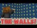 Minecraft 1V1V1V1 ASTRAL LUCKY BLOCK WALLS!   (Minecraft Modded Minigame)