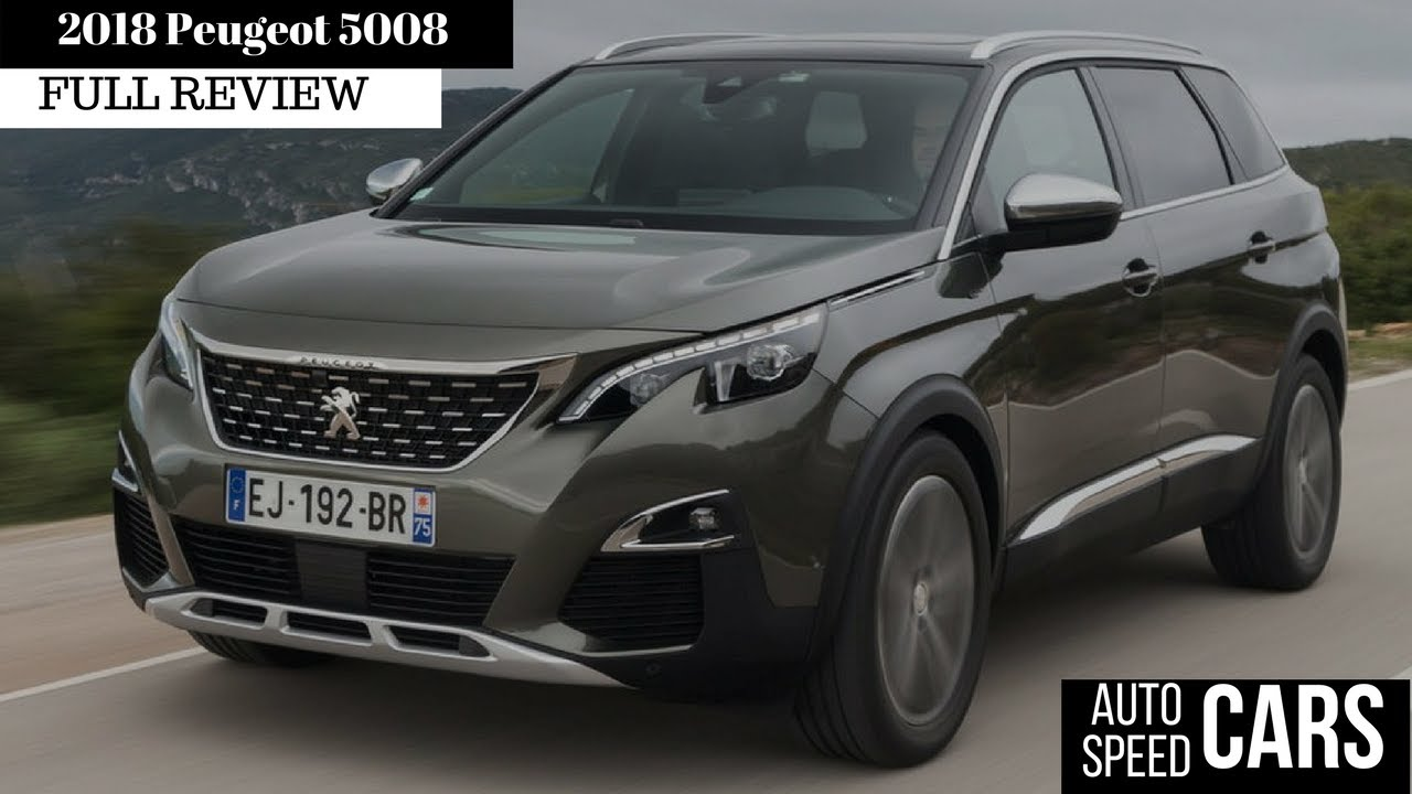 2018 peugeot 5008 review. fine 2018 2018 peugeot 5008  full review with peugeot review 0