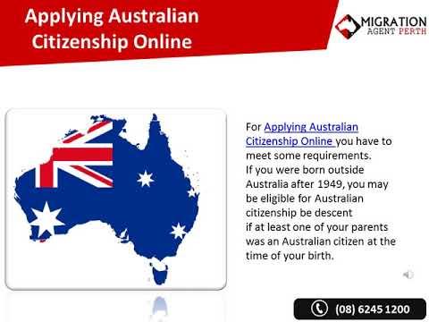 How to Apply for Australian Citizenship Online