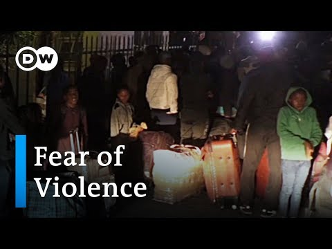Nigerians Leave South Africa Over Fears Of Violence | DW News