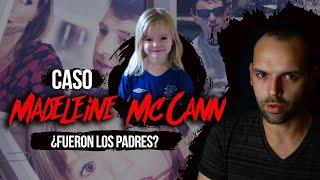 Caso MADELEINE MCCANN: ¿FUERON LOS PADRES?