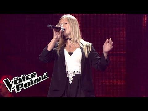 "Nikola Warda – ""Slow Hands"" - Blind Audition - The Voice of Poland 8"