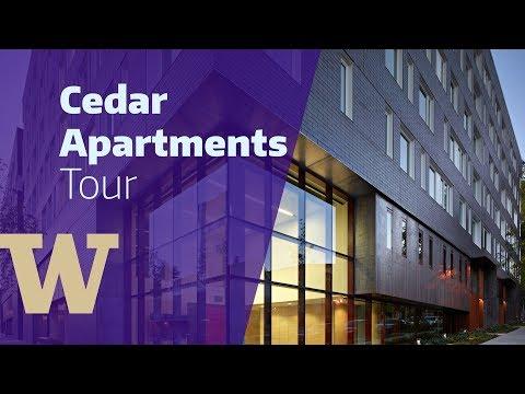UW HFS | Cedar Apartments Virtual Tour