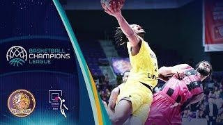 UNET Holon v Telekom Baskets Bonn - Full Game - Basketball Champions League 2018-19