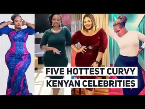 Five hottest curvy Kenyan celebrities