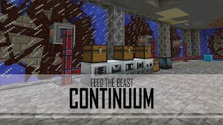 [BETA] FTB Continuum - 10 - GRINDER, SMELTER AND MORE TECH REBORN