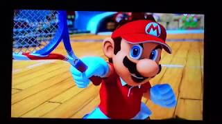 Mario Tennis Aces-Just Things