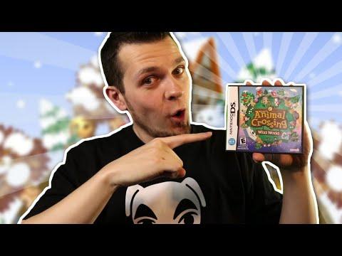 Animal Crossing Wild World 15 YEARS LATER! 🙀 (Nintendo DS)