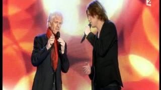 Gerard Lenorman & Amaury Vassili - Et moi je chante (vivement dimanche).avi