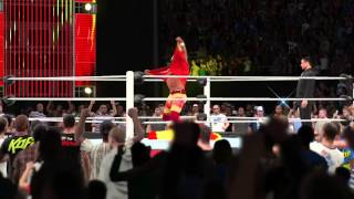 WWE 2K15 - First Gameplay Trailer
