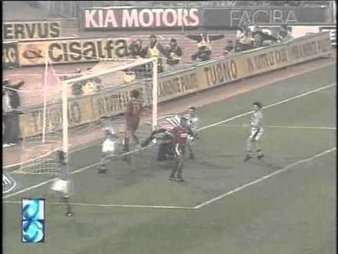 Lazio 3-3 AS Roma - Campionato 1998/99