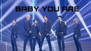"""EXO 엑소 '' BABY YOU ARE """" MV"""