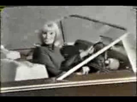 1966 Dodge Charger  Commercial  featuring Pam Austin