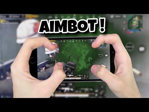 AIMBOT ! | SOLO VS SQUAD | PUBG MOBILE