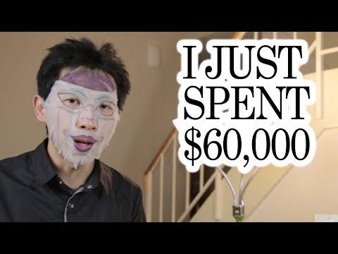 I Just Spent $60,000
