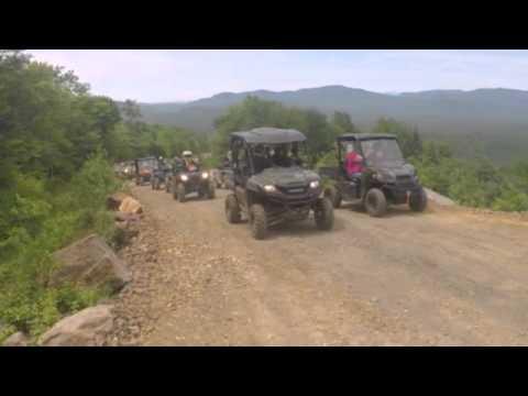 Central Maine Powersports >> Central Maine Powersports ATV Company Ride- Wind Turbines - YouTube