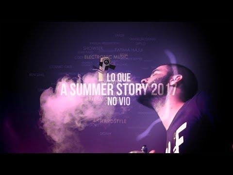 Lo que A Summer Story 2017 no vio