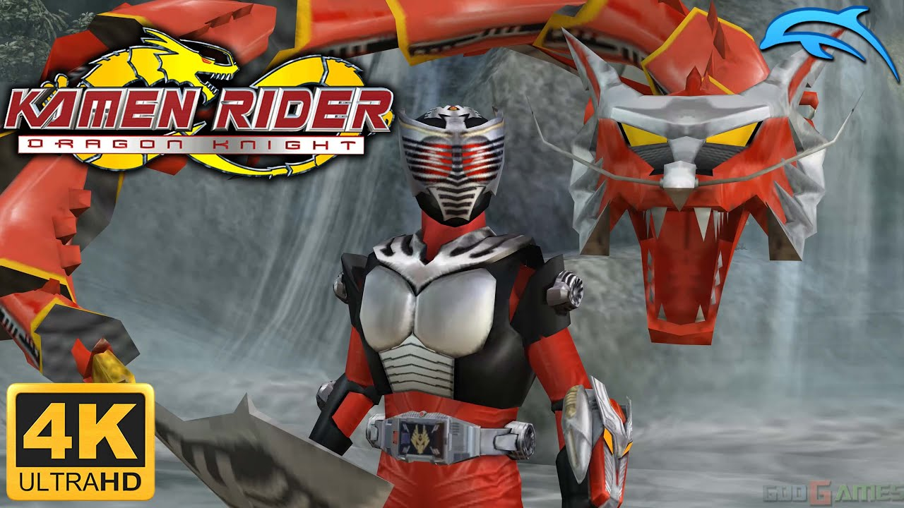 Kamen Rider: Dragon Knight [Wii/Dolphin] (DOWNLOAD) - YouTube