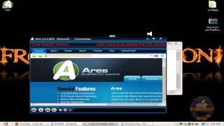 COMO DESCARGAR ARES 3.1.5 FULL!! Y EN ESPAÑOL (MEDIAFIRE LINK)  [HD]