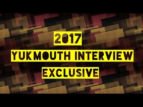 Yukmouth Interview 2017