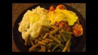 How To Make Crispy Cheddar Chicken