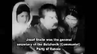 "Holodomor 1932 1933  "" A Very Ugly Silence"""