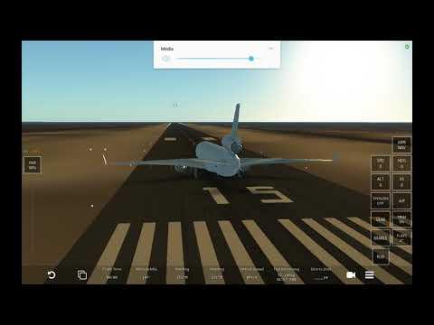 Santa Claus' MD-11 Magical Christmas Morning Takeoff Churchill Manitoba (Joke)