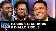 Bashir Salahuddin & Diallo Riddle - South Side and Its Comedic Take on Chicago | The Daily Show