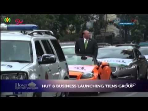 TIENS Business Launching Bandung 2015 - KOMPAS TV