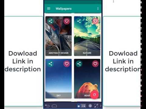 Wallpaper App Free Source Code Download