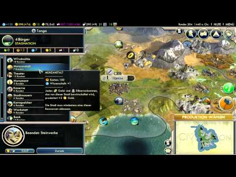 Civilization V: Gods and Kings - Let's Play - Deutschland Part 19  