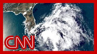 Isaias Weakens To A Tropical Storm As It Nears Florida