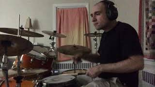 YBN Cordae - Bad Idea (feat. Chance the Rapper) - Live Drums [One Take] Drums Freestyle