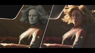 Captain Marvel - VFX Breakdown by Trixter