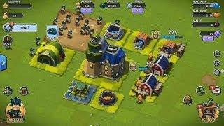 Battlefront Heroes - Facebook gameplay