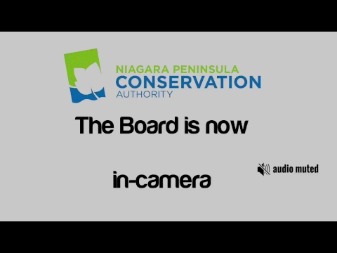 NPCA Full Authority Meeting - September 20, 2017
