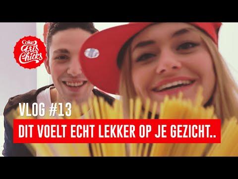 Ruben & Jeske proberen Jopie's pasta te evenaren - FrisChicks