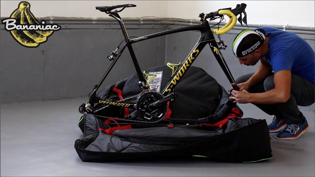 How To Pack A Road Bike Like A Pro Scicon Aerocomfort 2