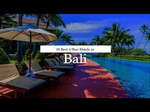 10 Best 4 Star Hotels in Bali - 2018