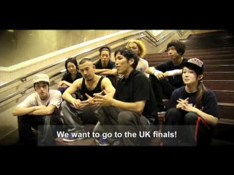 World BBoy Series 2010  Episode 2: Japan  Part 1