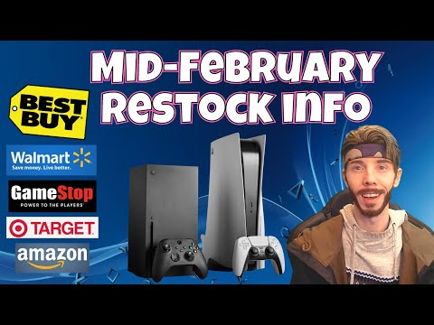 Upcoming PS5 and Xbox Restocks at Best Buy, Target, Amazon and More