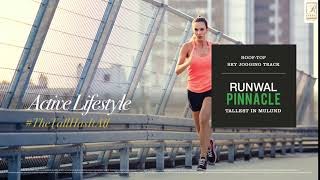 Runwal Pinnacle Roof-Top Jogging Track | Mumbai Property Exchange