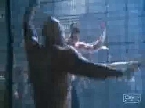 Ryan Cage Fighting