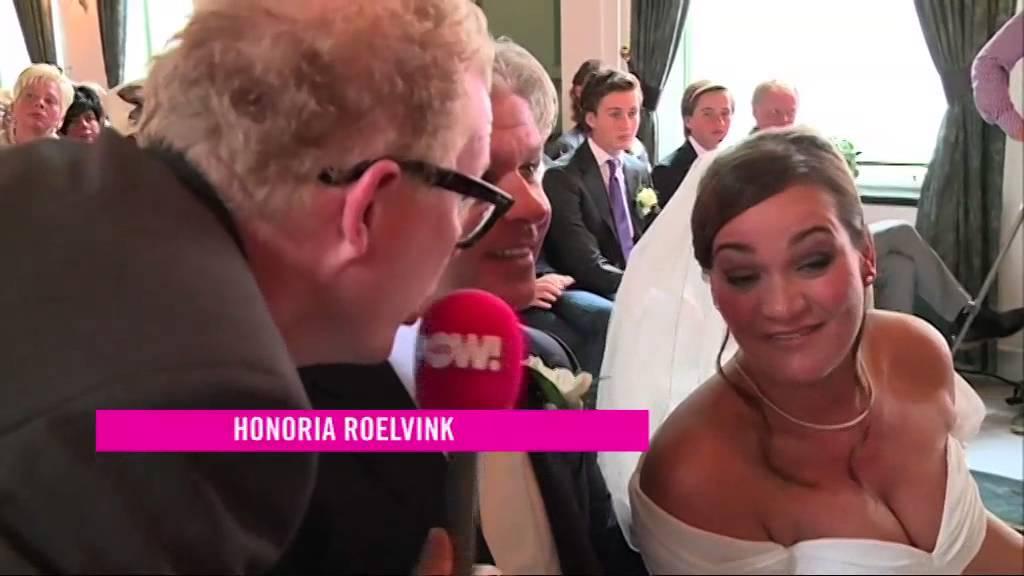 Dries Roelvink stapt in het huwelijksbootje - YouTube